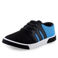 SCATCHITE BR1 Blue Casual Shoe