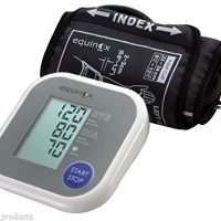 Equinox Digital Blood Pressure Monitor EQ-BP-100